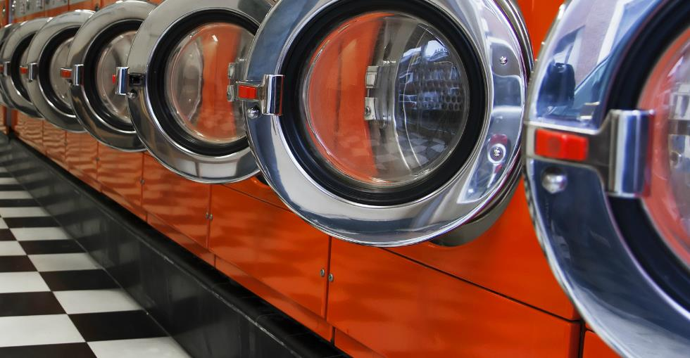 a history and future of the US laundromat--