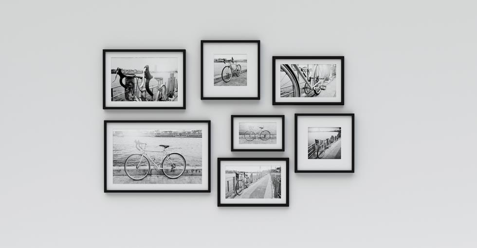 Photographic art gallery
