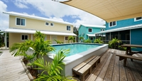 waterfront belize residential townhouse - 2