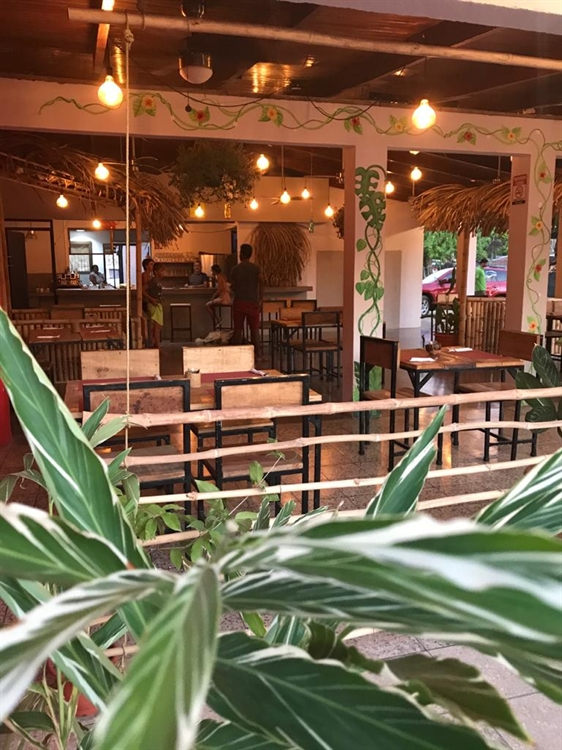 beautiful restaurant playa samara - 10