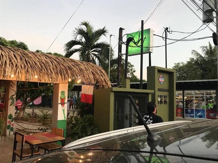 beautiful restaurant playa samara - 14