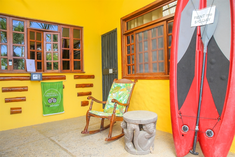 boutique hotel playa tamarindo - 5