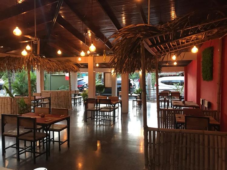 beautiful restaurant playa samara - 6