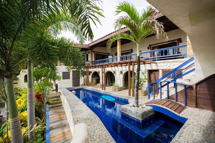 flourishing caribbean vacation villa - 14