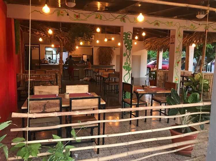 beautiful restaurant playa samara - 9