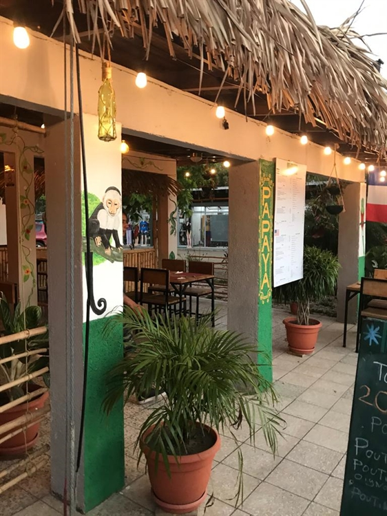 beautiful restaurant playa samara - 12