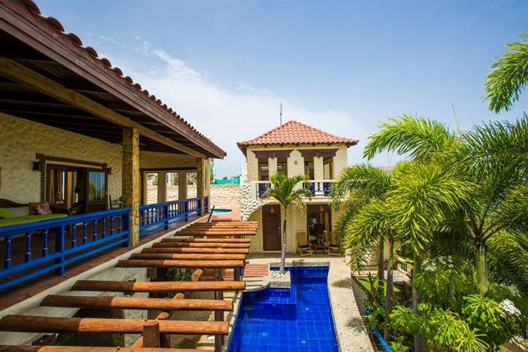 flourishing caribbean vacation villa - 5