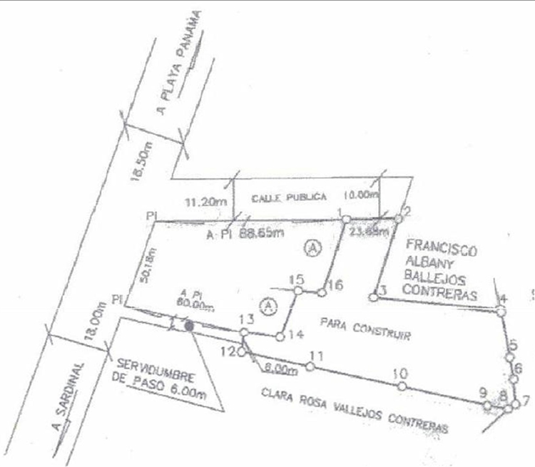 commercial land business playa - 10