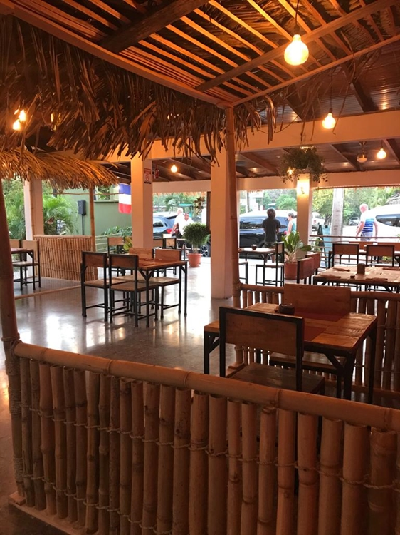 beautiful restaurant playa samara - 5