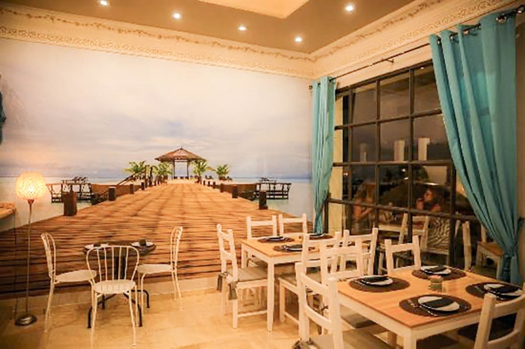 absolutely beautiful cafe bar - 4