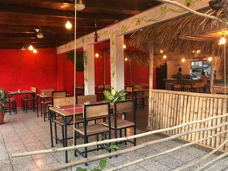 beautiful restaurant playa samara - 8