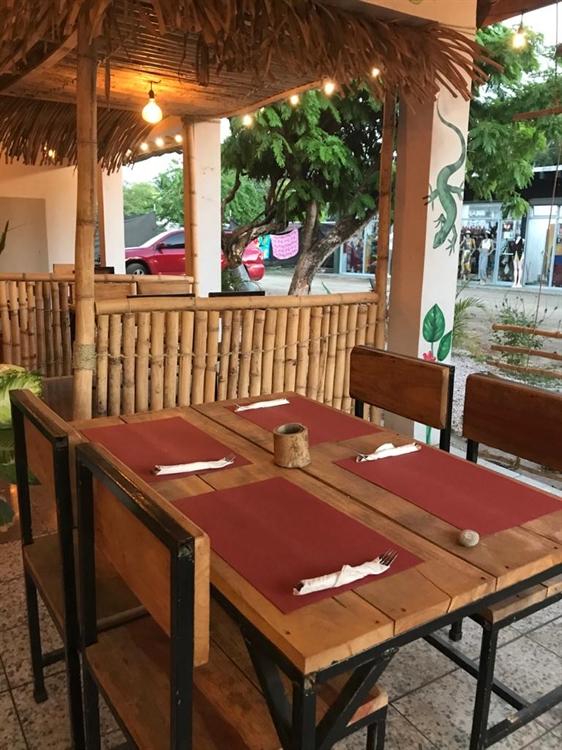 beautiful restaurant playa samara - 11