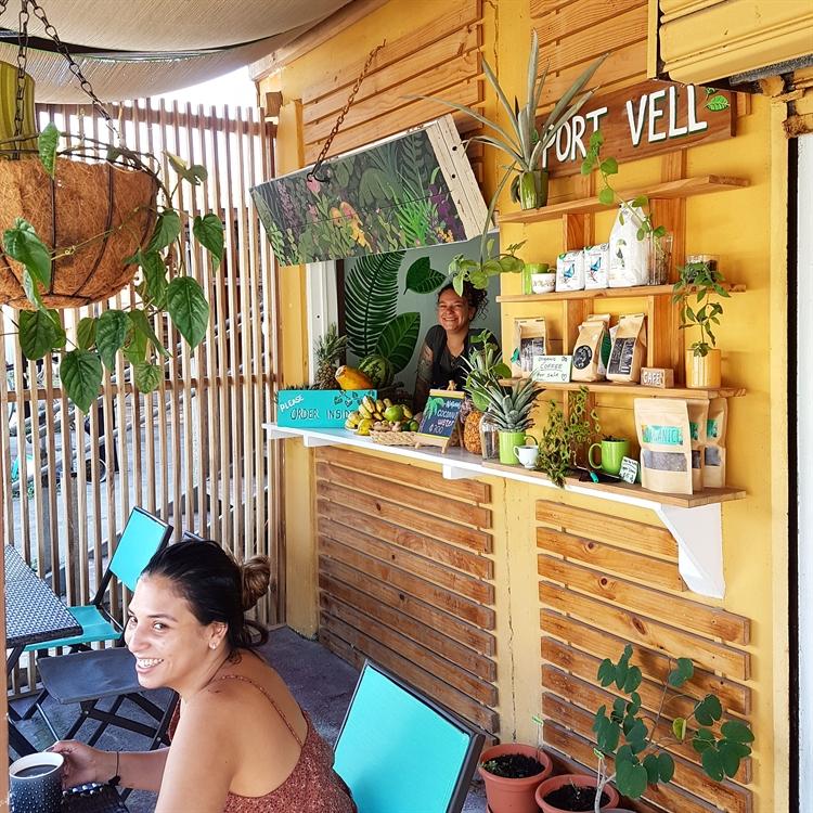 profitable café caribbean paradise - 7