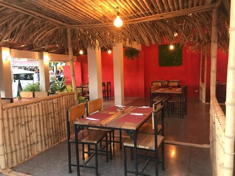 beautiful restaurant playa samara - 7