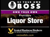 Golden Opportunity Wine & Liquor Store For Sale